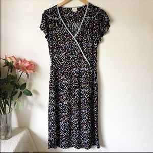 Merino Polka Dot Dress